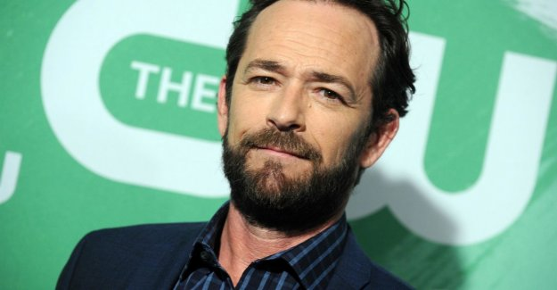 Luke Perry was buried in 'paddenstoelenpak': It was the last wish of my father