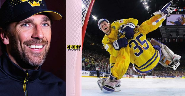Lundqvist will get the chance against the Czech republic