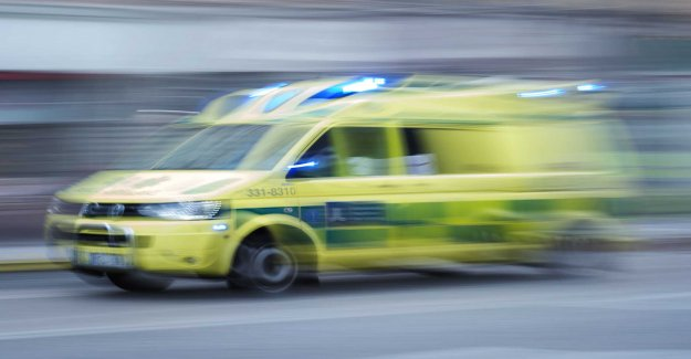 Man died when the tractor overturned