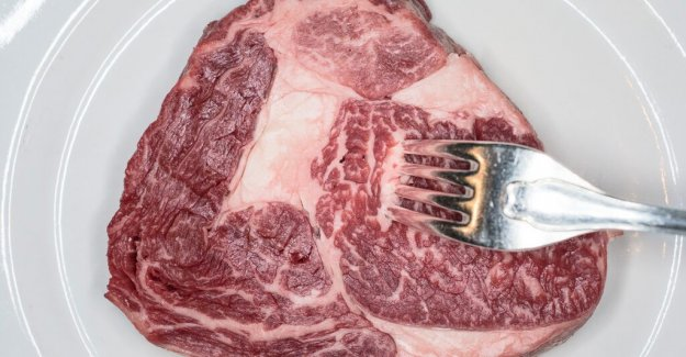 Man suspected of stealing meat for 12,000 kronor – prosecuted