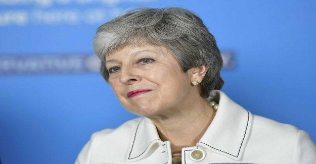 May promises bold new brexitförsök