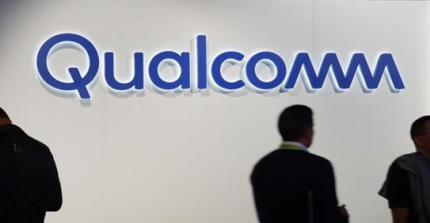 Money blessing to Qualcomm according to the agreement with