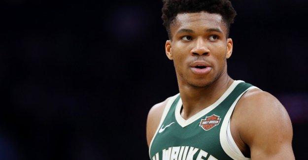 NBA. Milwaukee Bucks bring the Boston Celtics on brink of elimination in the play-offs