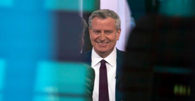 New York city mayor wants to be President