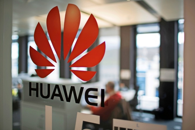 No U.S. technology for Huawei