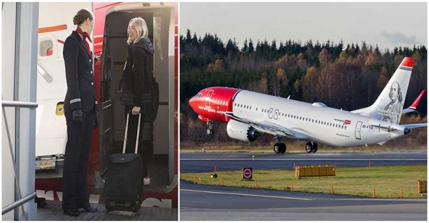 Norwegian changes the rules for cabin crew