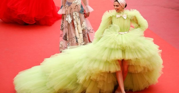 Now these are all the best looks at the Cannes film festival