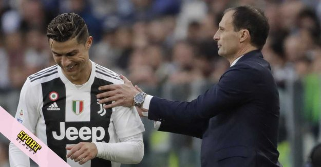 Official: Allegri is leaving Juventus