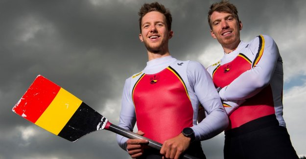Operation Tokyo 2020 begins for Belgian rowers and kayakers