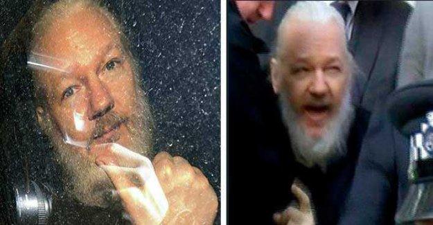 Pamela Anderson on Assange: Love him