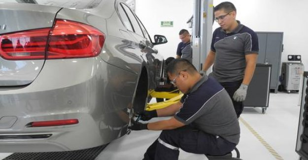 Punitive tariffs for Mexico: Trump could meet with the U.S. car maker