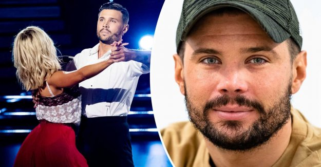 Robin Bengtsson kroppsförändring in the Let's dance – changed his lifestyle completely