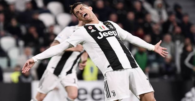 Ronaldo keeps life in Turin Juventus-complex