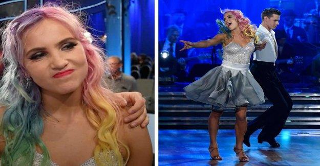Röstskandal in the Let's Dance – went to vote on Linnéa