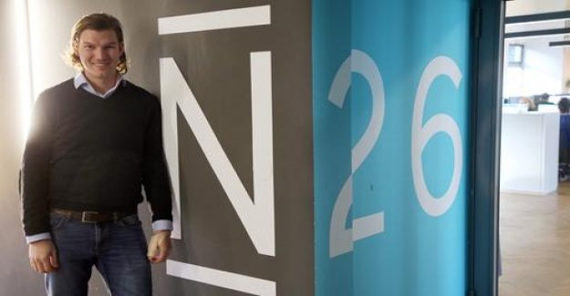 Security flaws in online banking: financial Supervisory buttoned N26