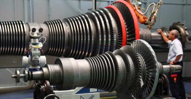 Siemens wants to bring the power plant division of the stock exchange