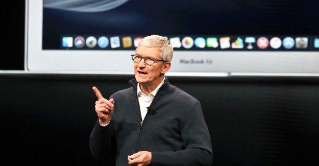 Sources: EU calls Apple's dominant position
