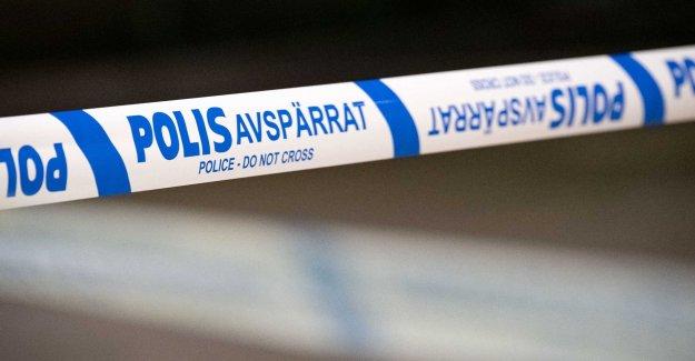 Suspected attempted homicide in Hammarbyhamnen