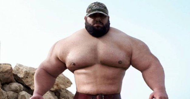 The Hulk jumps out as MMA-fighting: Here is his surprising opponent