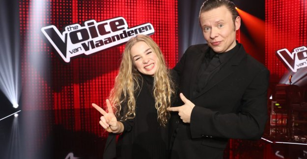 'The Voice'winner, Luka chooses her favorite: From what I have heard, I think Ibe is the best