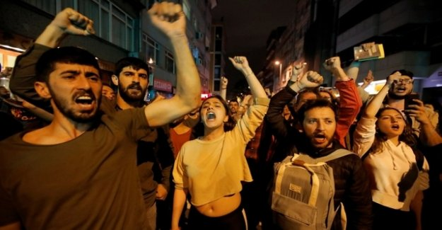 The cancellation of the election is likely to be for Erdogan as an error