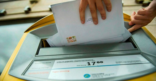 The government says yes – Postnord may raise the price of stamps