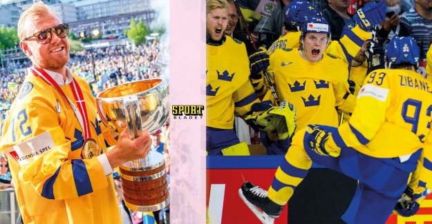 The idea of gold attracted Hörnqvist to the world CUP