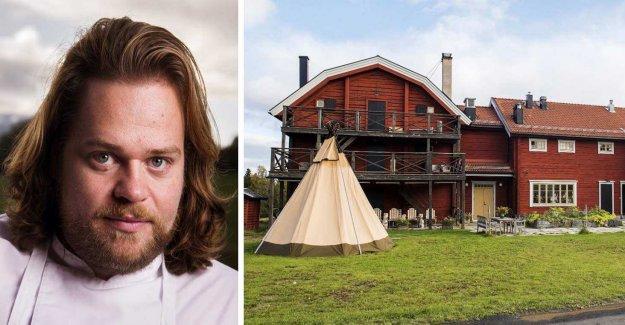 The tavern was världskändis – now, close Fäviken