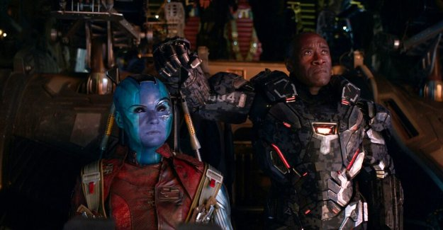 This is the character that was cut from the Avengers: Endgame