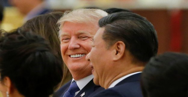 U.S. to give China the blame for the escalation