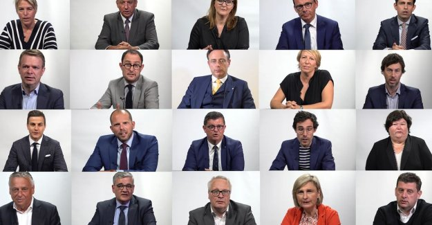 Who should be premier? John Crombez: Magnette