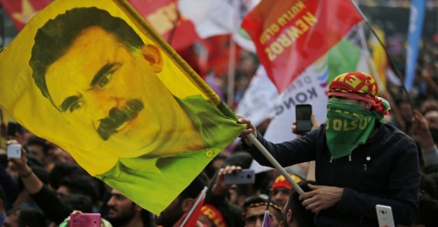 Öcalan meets for the first time in eight years, his lawyers