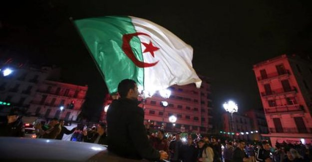 Algeria postpones presidential election for lack of candidates