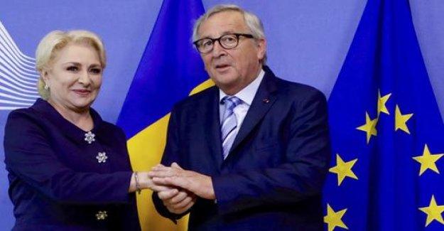 Corruption criminal law: Romania stops judicial reform