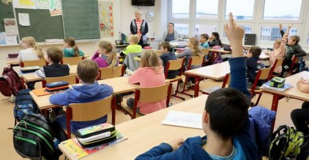 Fewer children dependent on Hartz IV