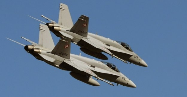 Fighter jets were flight students dangerously close