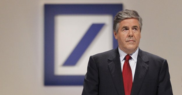 Josef Ackermann and Deutsche Bank in the crosshairs of the judiciary