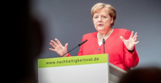 Merkel wants to relieve companies of tax
