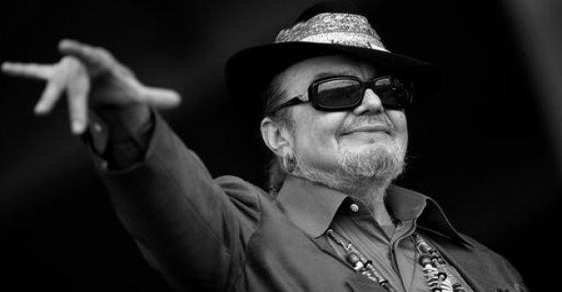 Mourning for US musicians: Grammy winner Dr. John died