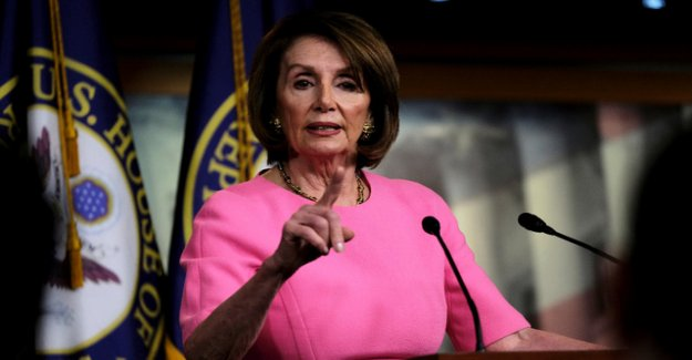 Report: Pelosi wants to see Trump in prison