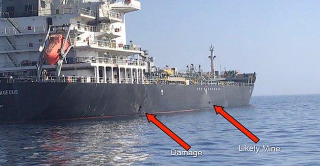Saudi Arabia makes Iran for Tanker attacks