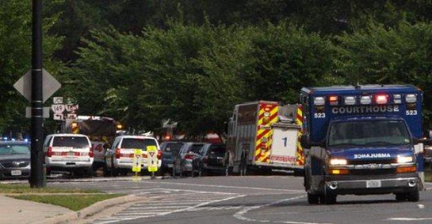 Several people died in gunfire in Virginia