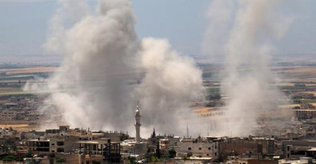 Syria: Trump calls for an end to the bomb attacks in Idlib