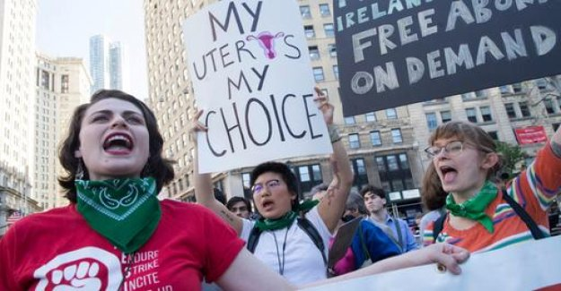 The fight for a sharper abortion legal in the United States