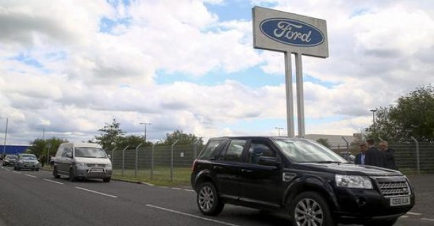 UK: Ford wants to close plant in Wales