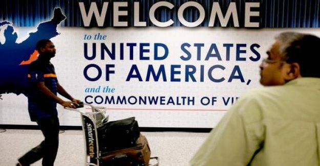 US visa with Social Media information