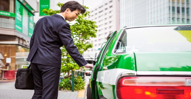 The Japanese purpose of the rental car
