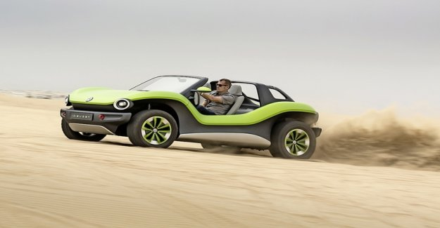 California Dreamin' with the VW ID Buggy