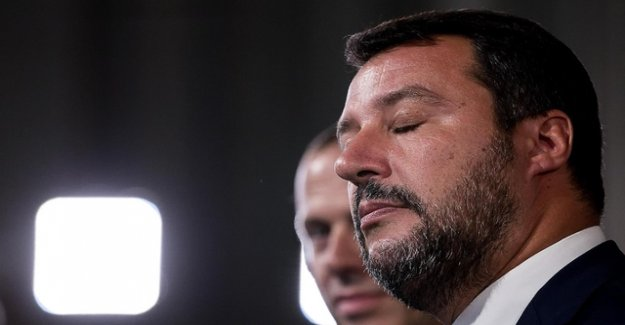 Salvini's stupidity of the century