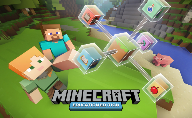 Another Violence-Spreading Demon? Minecraft Education Edition
